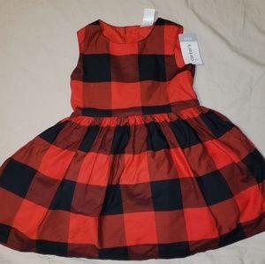Carter's dress for a girl.